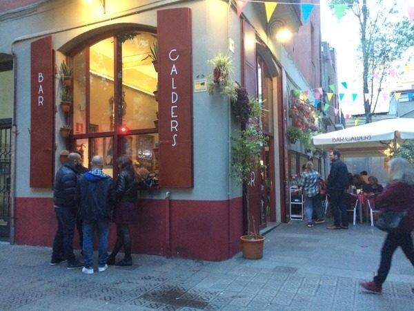 Bar Calders Barcelona que se cuece en bcn sant antoni planes (10)