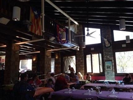 restaurante hipica de prats 2 la pedra blanca que se cuece en bcn cerdanya planes