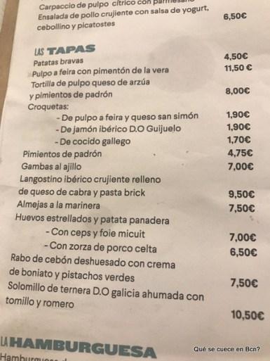 Restaurante Ocho Patas Barcelona Que se cuece en Bcn (2)