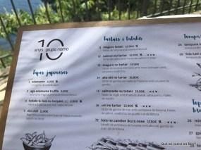 Restaurante Nomo Faro Llafranch que se cuece en Bcn planes Barcelona (1)