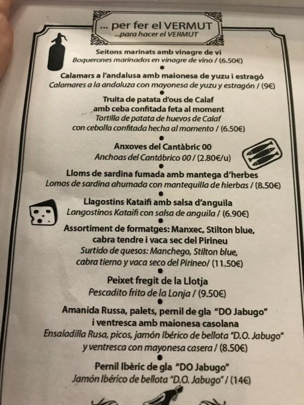 Restaurante La Vermuterie Vermuteria Gastronomica que se cuece en bcn planes barcelona (31)