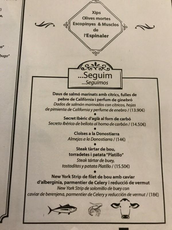 Restaurante La Vermuterie Vermuteria Gastronomica que se cuece en bcn planes barcelona (34)