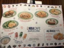 NBA Cafe restaurante que se cuece en bcn planes barcelona (10)