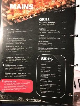 NBA Cafe restaurante que se cuece en bcn planes barcelona (4)