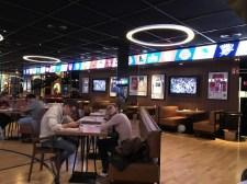 NBA Cafe restaurante que se cuece en bcn planes barcelona (41)