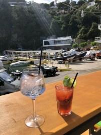 restaurante amarre 58 cala canyelles lloret costa brava paddle surf playa planes (35)