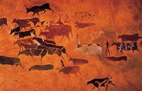 Cabras en el Neolítico