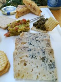 Tabla de quesos El Cabriteru