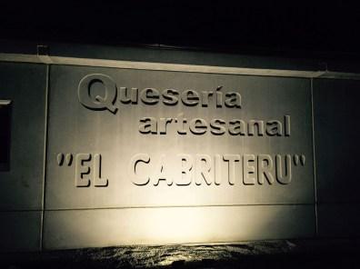 Quesería artesanal El Cabriteru, en Arenas de Cabrales