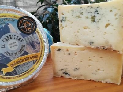 Queso azul puro de oveja de El Cabriteru