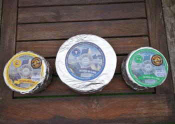 Quesería artesanal El Cabriteru, quesos de Asturias.