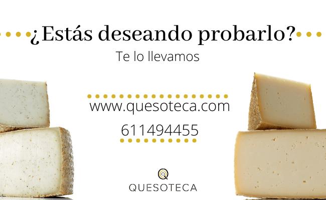 Pide tu queso en nuestra tienda online