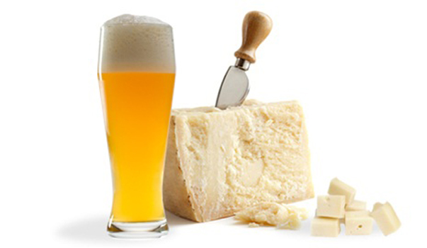 maridaje queso cerveza