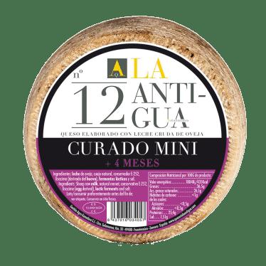 La Antigua Mini Cured Sheep Cheese