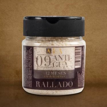 Queijo Ralado La Antigua Frasco 100 gr.