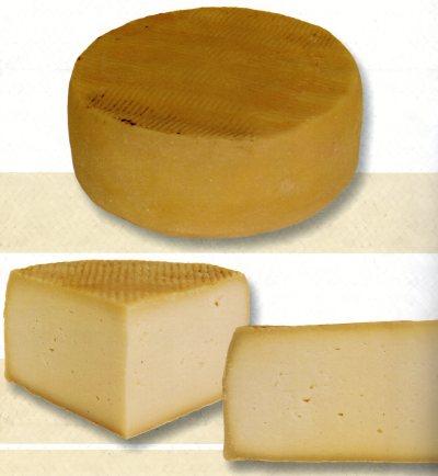 Vaca-cabra semicurado (50-50)