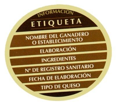 Información en la etiqueta