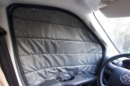 Dodge promaster window cover riverside