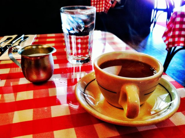 café,étude,santé,caféine,pense,mauvais,éclairage positif