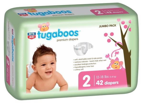 Rite Aid diaper size 2 42 ct