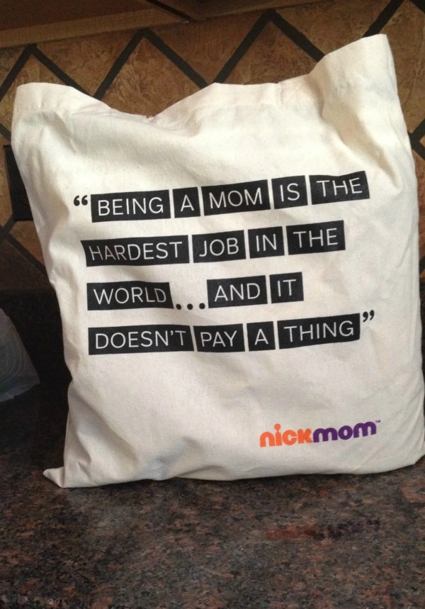#shop NickMom tote