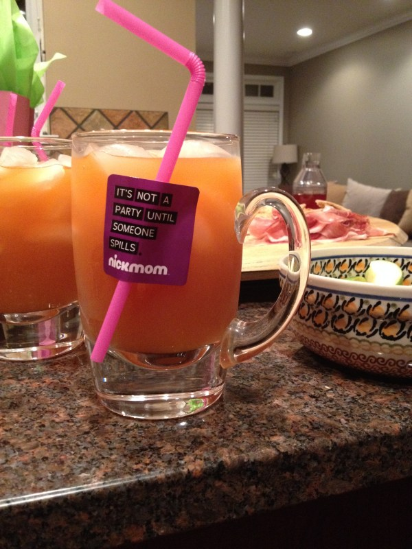 Playdate Punch 6 oz Pineapple Run 6 oz Coconut Run 1 cup Fruit Punch 1 cup Crushed Ice 6 oz Orange Rum