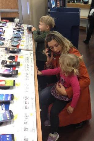 Calling Santa #shop