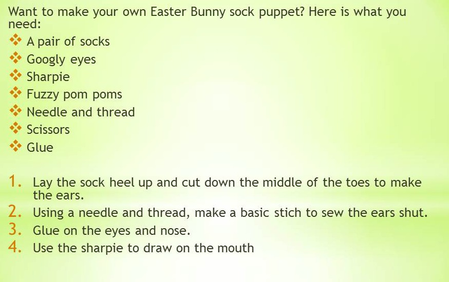 sock bunny #CollectiveBias #EasterValue