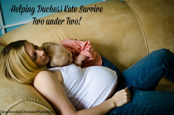 Surviving Two Under Two