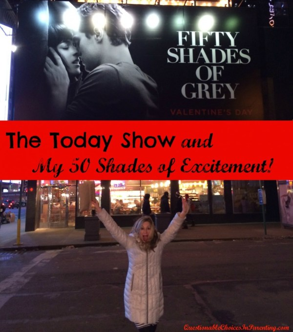 Fifty Shades of Excitement