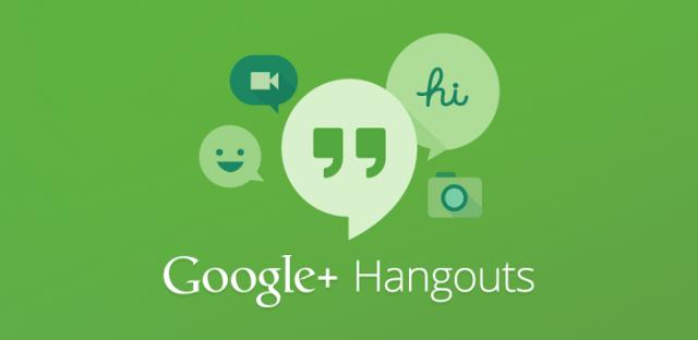 Usa Google Hangouts como plataforma para formar un grupo de enfoque