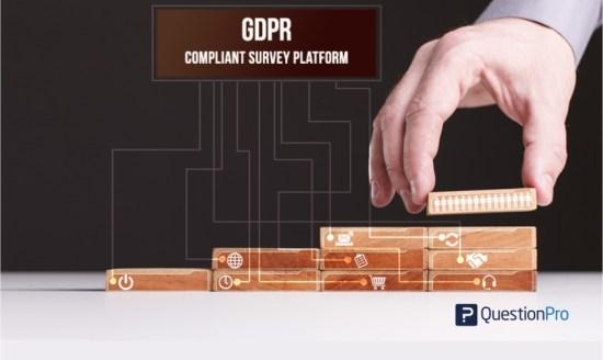 GDPR Compliant Survey Platform