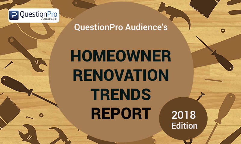 2020 Home Renovation Report: Homeowner Trends, Spending and Priority Projects