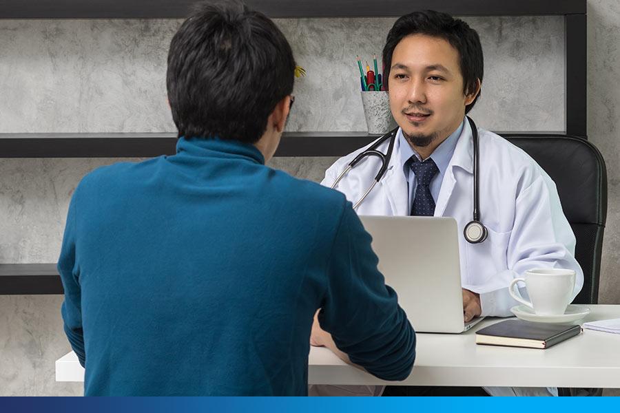 Encuesta de satisfacción del paciente