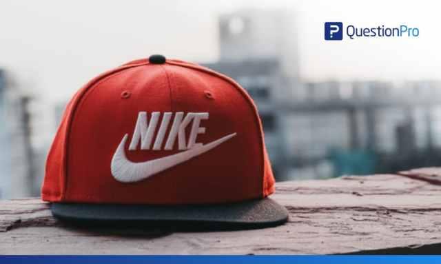 Nike Uses Surveys Powerfully