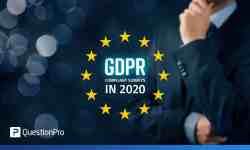 GDPR surveys in 2020