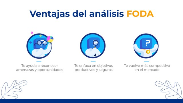 ventajas del análisis FODA