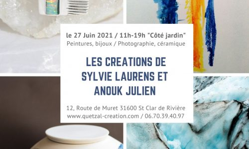 les creations de Sylvie Laurens et Anouk Julien(5)