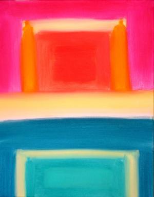 Acrylique sur toile, 46x55cm 2012