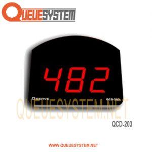 Client Display QCD 203
