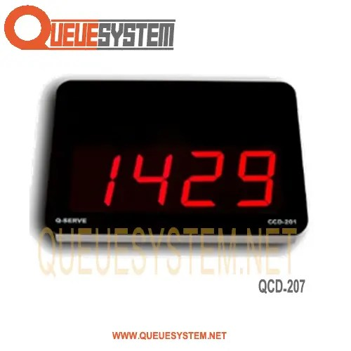 Client Display QCD 207