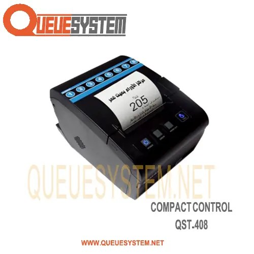 Compact Control QST-408
