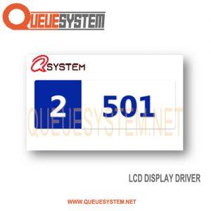 LCD Display Driver