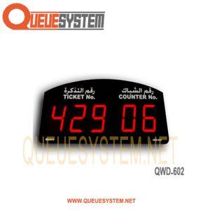 Service Display QWD-602