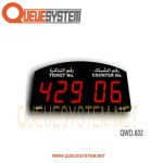 Service Display QWD-602