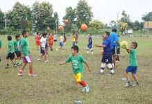 Actividades deportivas que ayudan al sano entretenimiento de la niñez