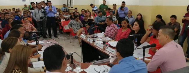 Aprobado cuadro de comisiones especiales y permanentes del GAD Municipal de Quevedo