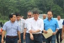 Municipio de Quevedo y Prefectura de Los Ríos retomarán trabajos de la vía Ruta Ecológica