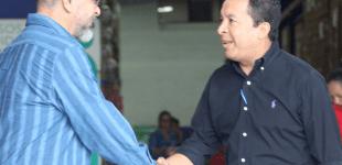 Alcalde JSC se reune con empresarios locales