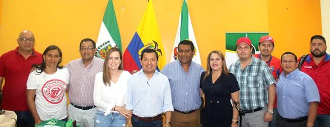 Municipio entregará una aportación económica mensual  al D. Quevedo